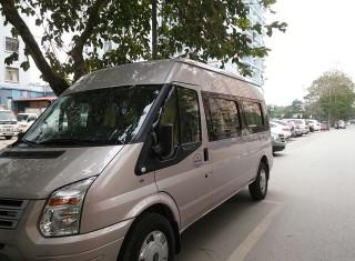 Thuê xe 16 chỗ đi du lịch