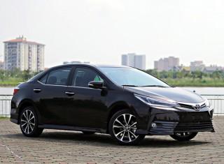 Thuê xe Toyota Altis