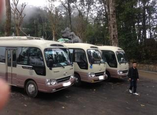 Xe 29 chỗ đi đền Đông Cuông, mẫu Thượng Ngàn
